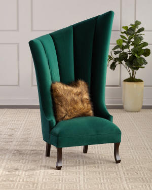 Haute House Kendall Right Slant Chair