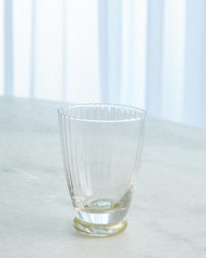 William D Scott Footed Juice Glass