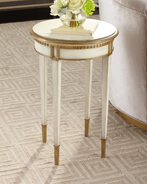 John-Richard Collection Chambolle Side Table