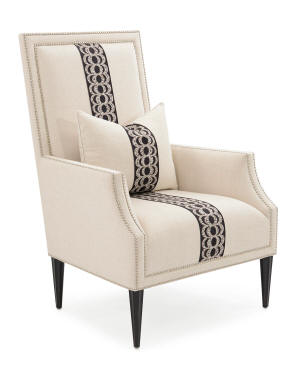 John-Richard Collection Bel-Air Lounge Chair