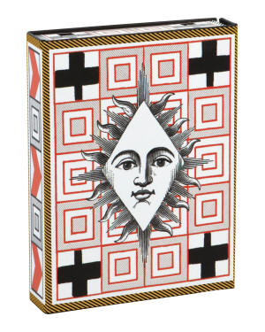 Galison Publishing Christian LaCroix Poker Face Playing Card Set