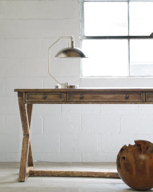 Hooker Furniture x Bennett Base Writing Desk